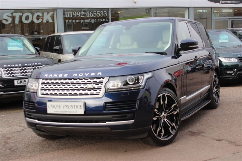 used Land Rover Range Rover 4.4 SDV8 VOGUE  in hertfordshire