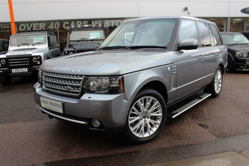 used Land Rover Range Rover TDV8 WESTMINSTER in hertfordshire