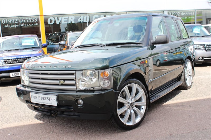 used Land Rover Range Rover TD6 VOGUE in hertfordshire