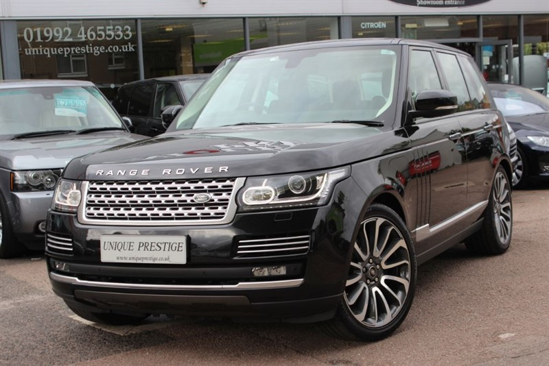 used Land Rover Range Rover TDV6 VOGUE SE in hertfordshire