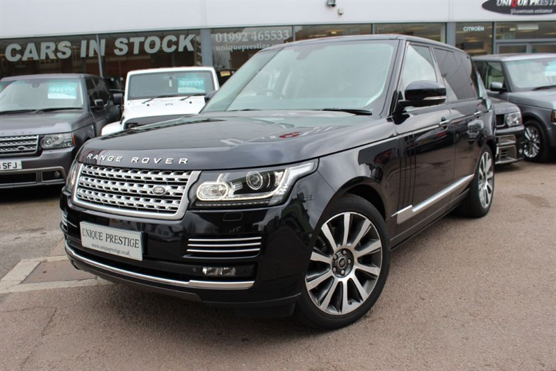 used Land Rover Range Rover S/C V8 AUTOBIOGRAPHY in hertfordshire