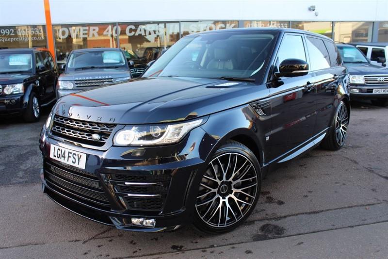 used Land Rover Range Rover Sport SDV6 HSE DYNAMIC EVOLVED  in hertfordshire