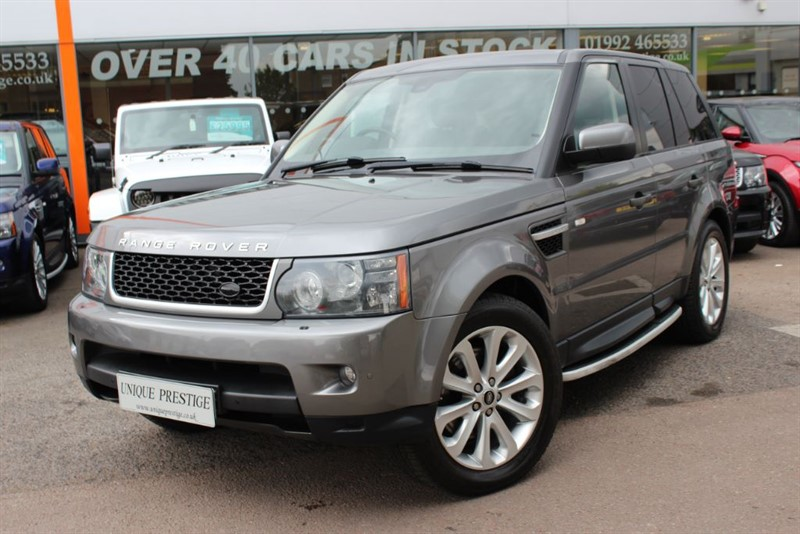 used Land Rover Range Rover Sport TDV8 SPORT HSE in hertfordshire
