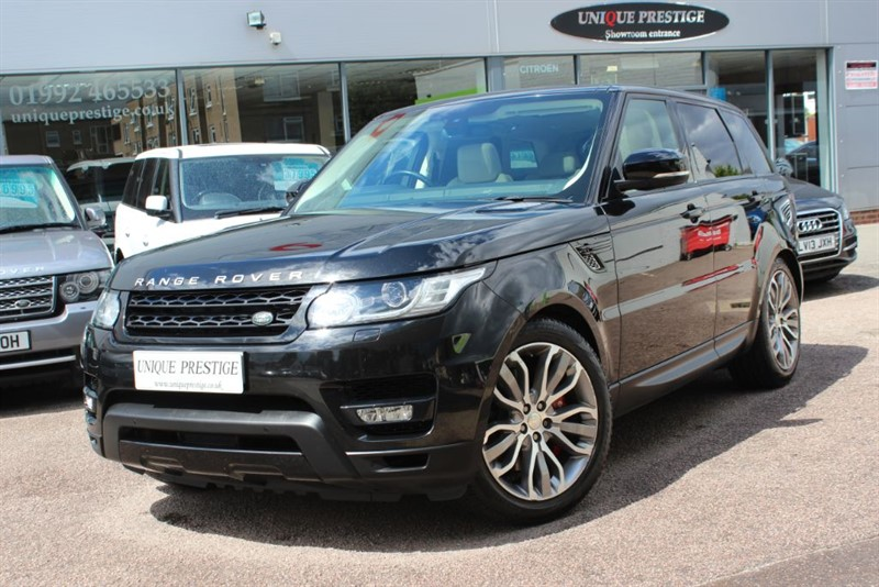 used Land Rover Range Rover Sport SDV6 HSE DYNAMIC in hertfordshire