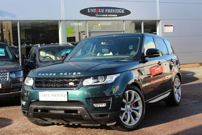 used Land Rover Range Rover Sport AUTOBIOGRAPHY DYNAMIC in hertfordshire