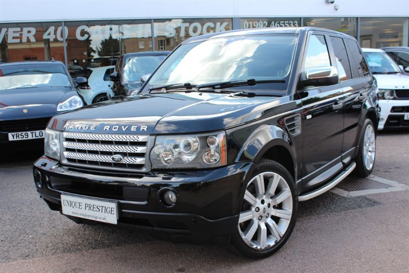 used Land Rover Range Rover Sport 4.2 SUPERCHARGE 1ST EDITION  in hertfordshire