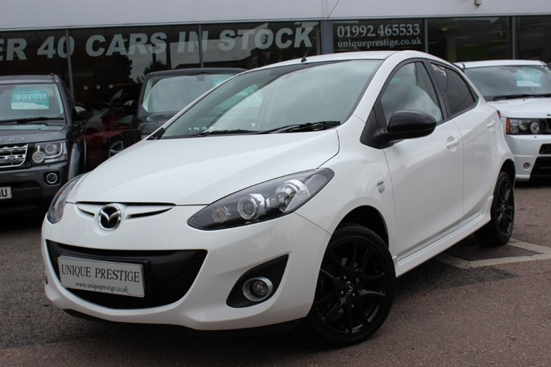 used Mazda Mazda2 2 VENTURE EDITION in hertfordshire