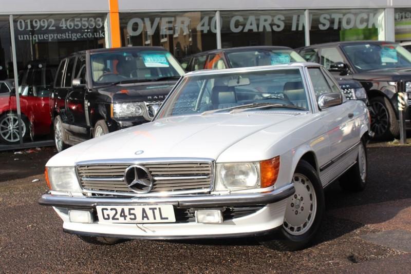 used Mercedes 560SL 560SL | LEFT HAND DRIVE | in hertfordshire