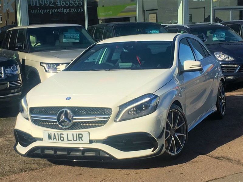 used Mercedes A45 AMG AMG A45 4MATIC in hertfordshire