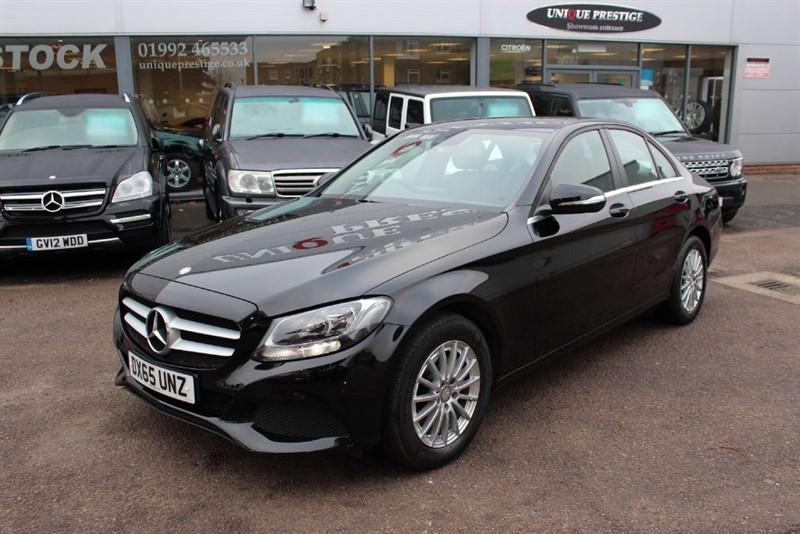 used Mercedes C220 BLUETEC SE EXECUTIVE in hertfordshire