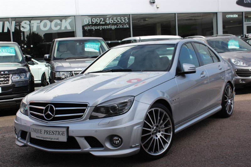 used Mercedes C63 AMG C63 AMG 7G-Tronic - HUGE SPEC -  in hertfordshire