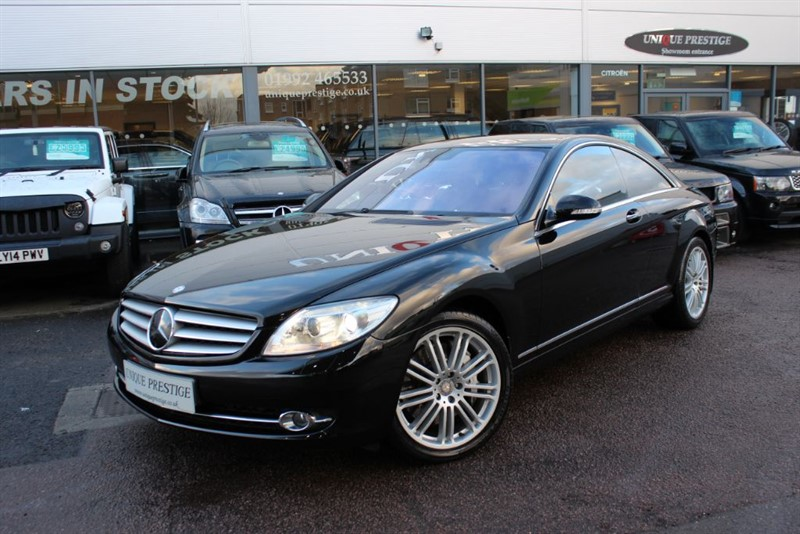 used Mercedes CL600  CL 600 - OVER 110K NEW -  in hertfordshire