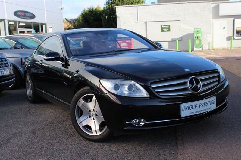 used Mercedes CL600 CL 600 in hertfordshire
