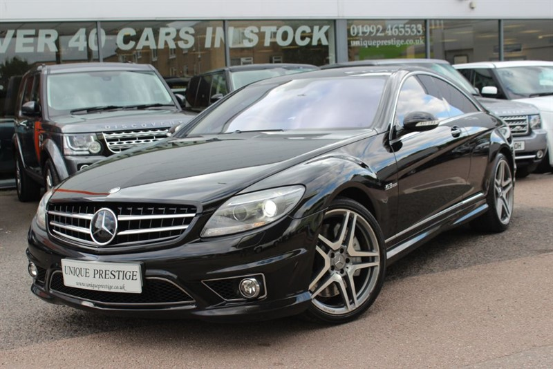 used Mercedes CL63 AMG CL63 AMG - OVER 9K SPEC -  in hertfordshire