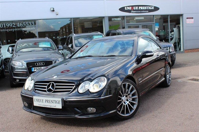 used Mercedes CLK55 AMG CLK55 AMG in hertfordshire