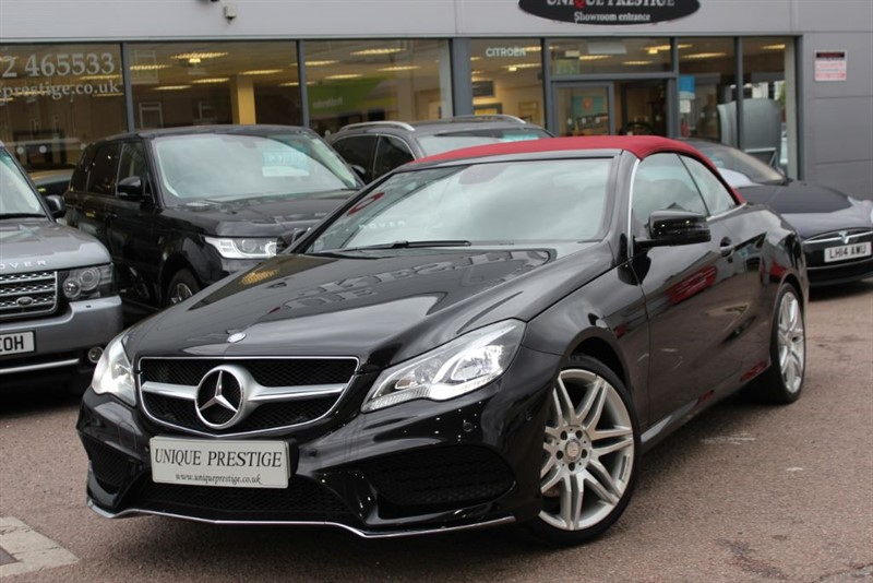 used Mercedes E250 CDI AMG SPORT in hertfordshire