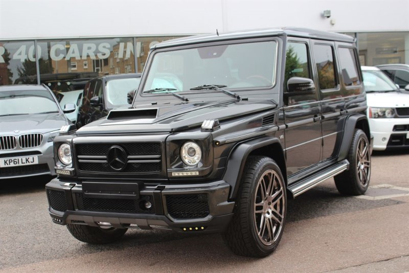 used Mercedes G Class G63 AMG Replica  in hertfordshire