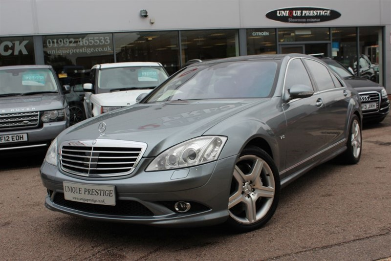 used Mercedes S600L L Limousine 4dr in hertfordshire