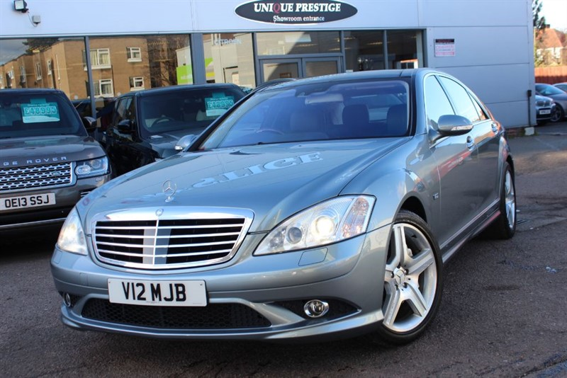 used Mercedes S600L Long Wheel base  in hertfordshire