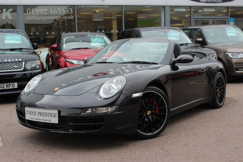 used Porsche 911 CARRERA 2 S in hertfordshire