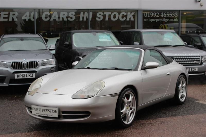 used Porsche 911 CARRERA 4 TIPTRONIC S in hertfordshire
