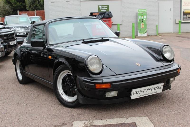 Used Black Porsche 911 For Sale Hertfordshire