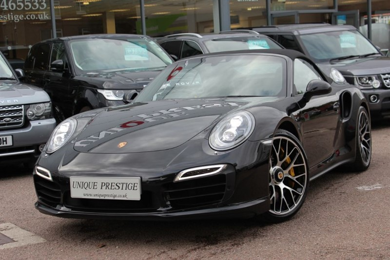 used Porsche 911 Turbo S PDK in hertfordshire
