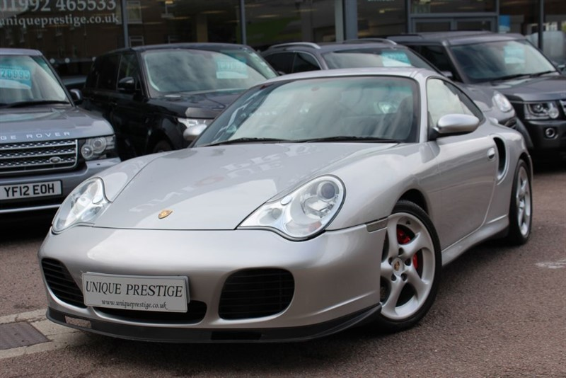 used Porsche 911 Turbo TIPTRONIC S in hertfordshire
