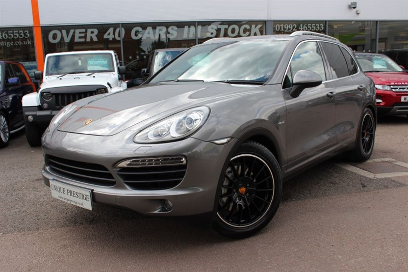 used Porsche Cayenne D V8 S TIPTRONIC S in hertfordshire