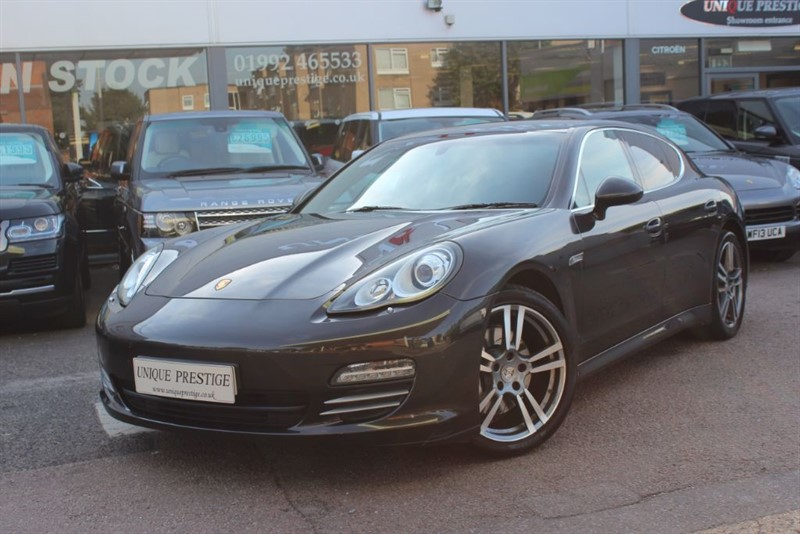 used Porsche Panamera 4S PDK AWD in hertfordshire