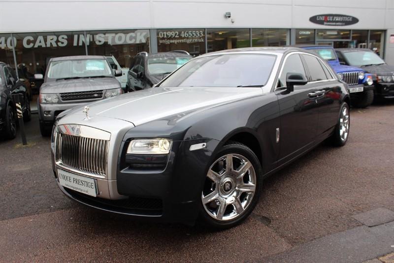 used Rolls-Royce Ghost V12  in hertfordshire
