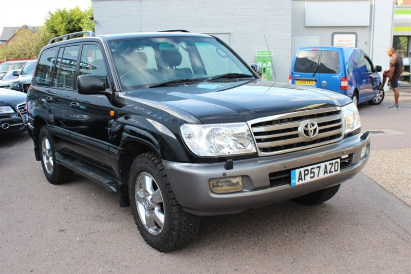 used Toyota Land Cruiser AMAZON TD - OUTSTANDING HISTORY -  in hertfordshire