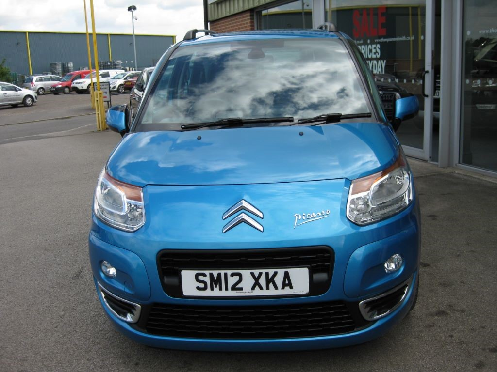 used belle belle blue citroen c3 picasso for sale lincolnshire. Black Bedroom Furniture Sets. Home Design Ideas