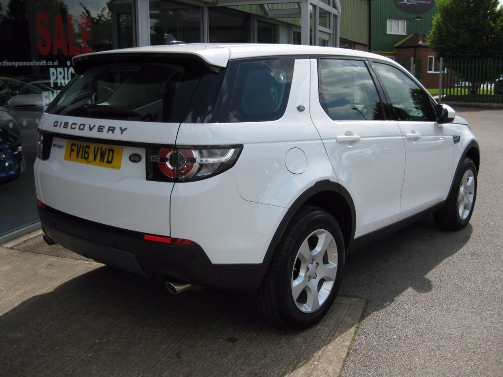 used fuji white land rover discovery sport for sale lincolnshire. Black Bedroom Furniture Sets. Home Design Ideas
