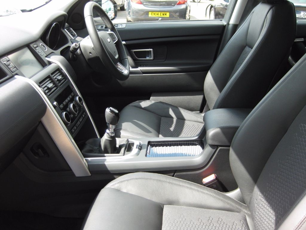 Used Fuji White Land Rover Discovery Sport For Sale