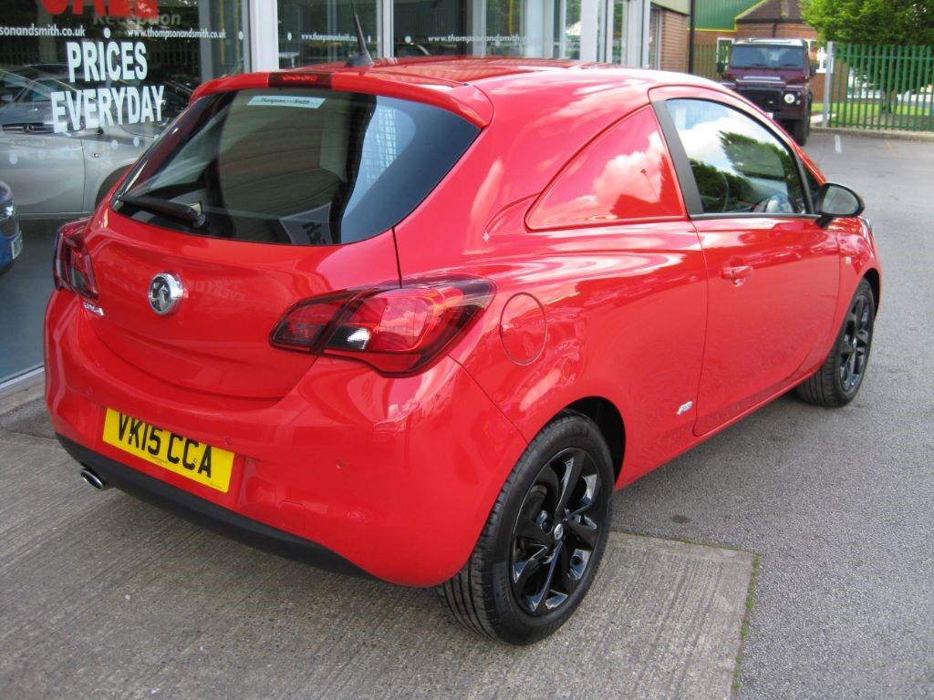 vauxhall corsa van in louth lincolnshire compucars. Black Bedroom Furniture Sets. Home Design Ideas