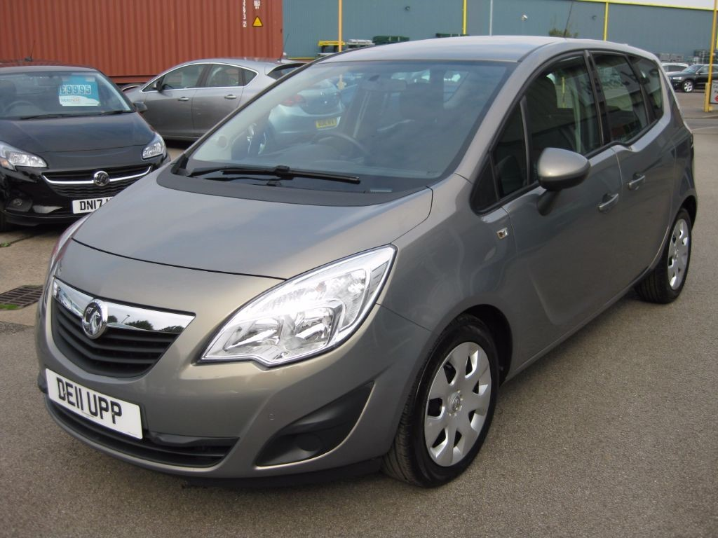 vauxhall meriva in louth lincolnshire compucars. Black Bedroom Furniture Sets. Home Design Ideas