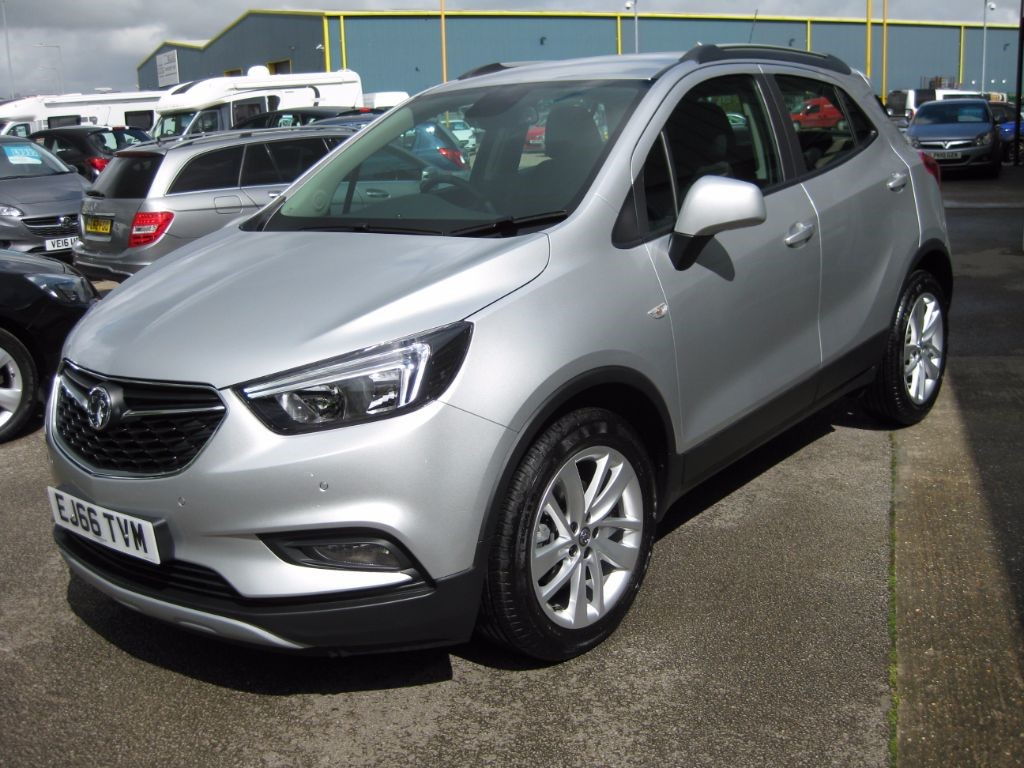 Onstar Navigation Cost >> Vauxhall Mokka in Louth Lincolnshire - CompuCars