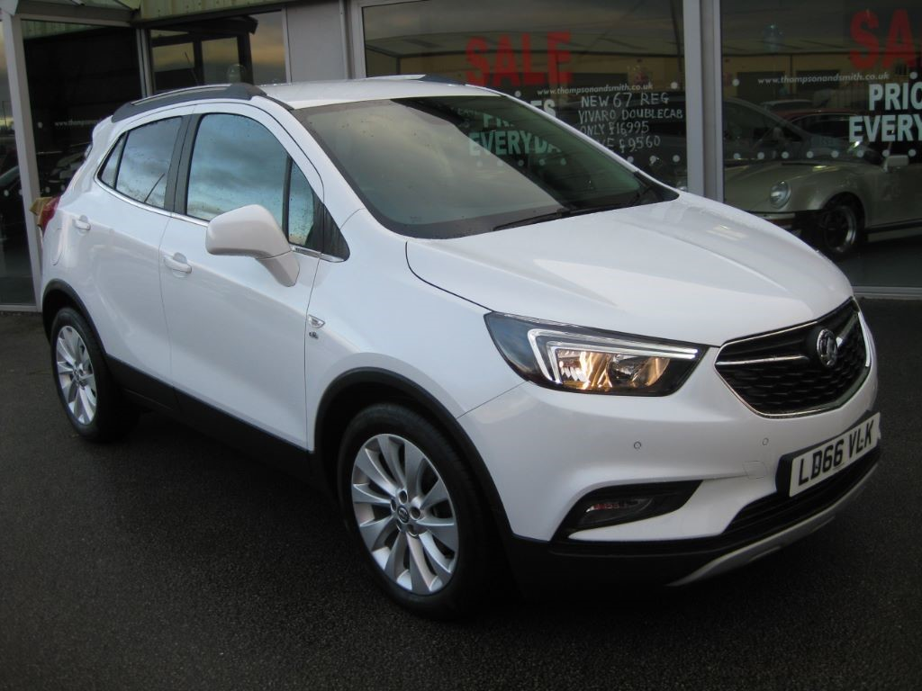 used olympic white vauxhall mokka for sale lincolnshire. Black Bedroom Furniture Sets. Home Design Ideas