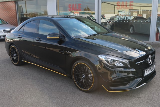 Mercedes CLA45 for sale