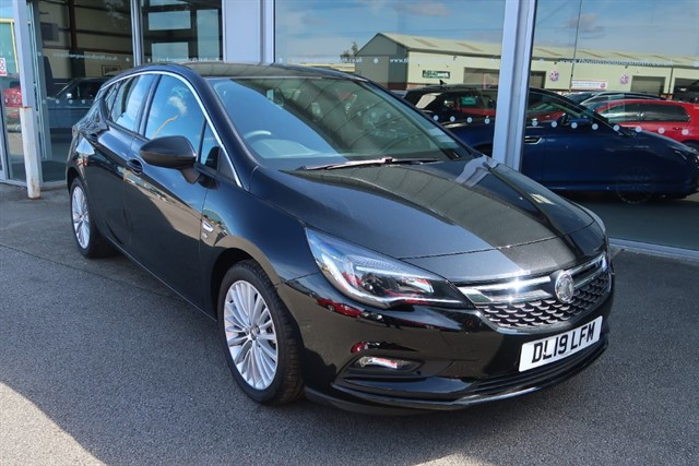 Vauxhall Astra for sale