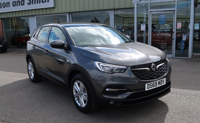 Vauxhall Grandland X for sale