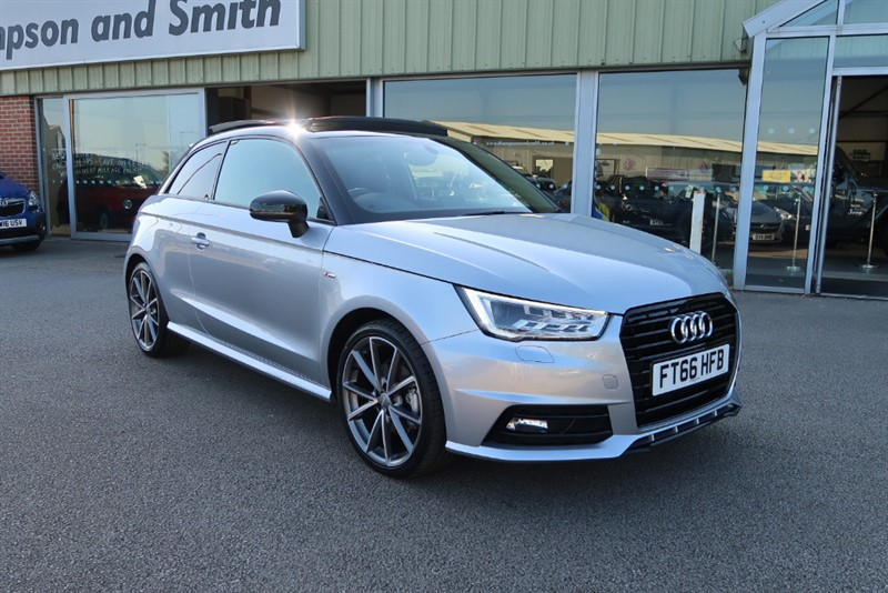 used Audi A1 TDI S Line Black Edition in louth