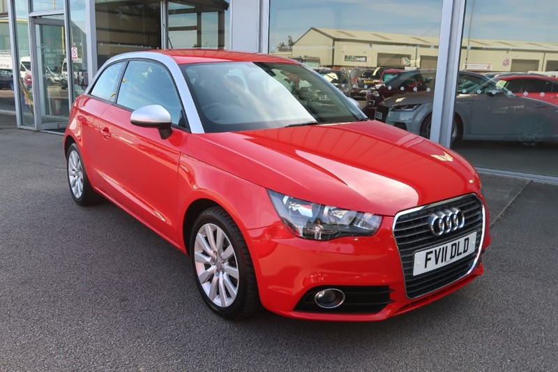 used Audi A1 1.4 TFSI SPORT 3Dr Hatchback in louth