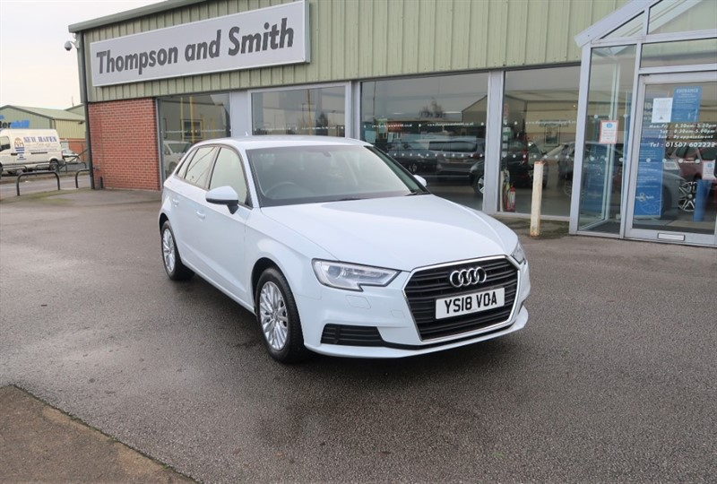 used Audi A3 SPORTBACK TFSI SE TECHNIK S TRONIC in louth