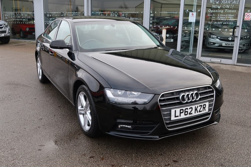 used Audi A4 SE Technic 2.0TDi 143PS 4dr Multitronic in louth