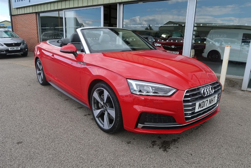 used Audi A5 S Line 2.0TFSI 245PS Quattro S tronic in louth