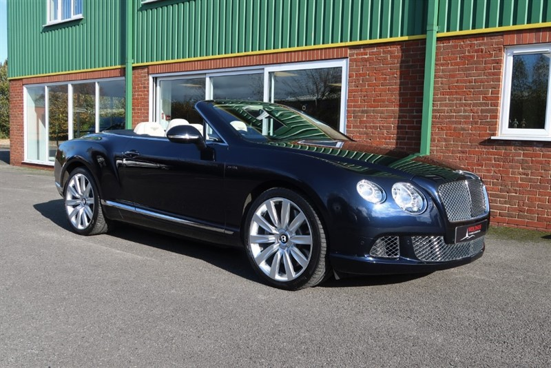 used Bentley Continental GTC Continental GTC W12 Convertible 15,000 Miles Facelift Model in louth