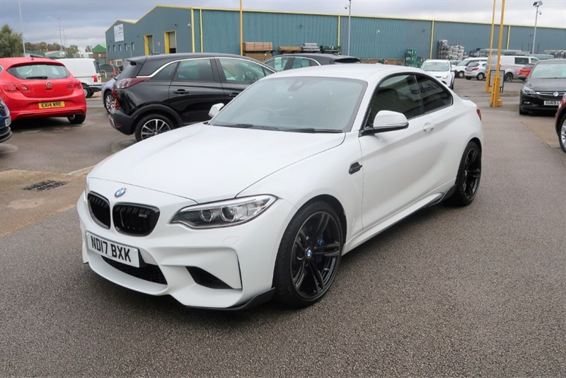 used BMW M2 3.0i DCT 2dr in louth