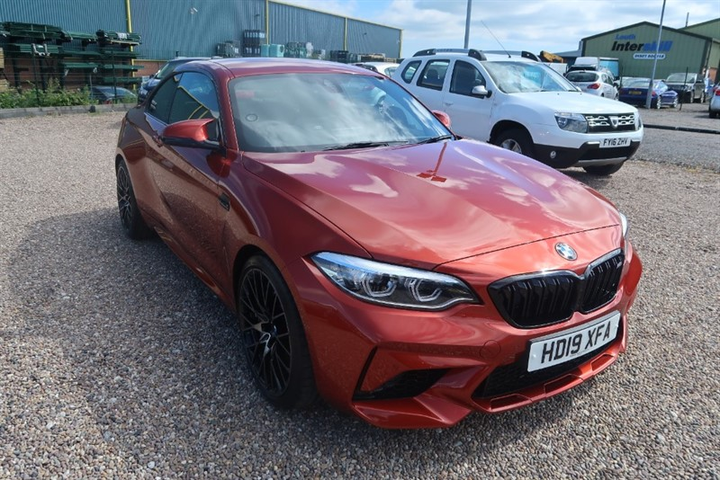 used BMW M2 3.0 COMPETITION M SPORT BRAKING SYSTEM, M2 COMFORT PACK, M2 PLUS PACK in louth